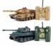Набор танков на радиоуправлении Fighting Tank с записью попаданий