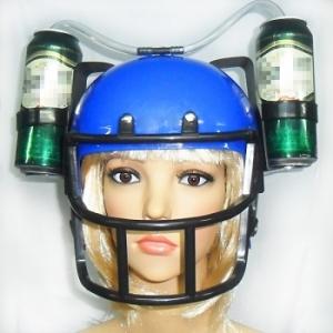 Шлем для пива с забралом