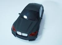Колонка - Машинка BMW X6 (колонка, плеер mp3, радио) матовая