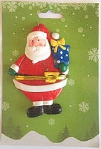 Елочная игрушка Дед Мороз-2