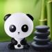 Фото2 Настольный светильник-ночник Панда
