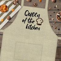 Фото Фартук Queen of the kitchen