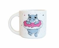 Чашка Donut Worry 500 мл