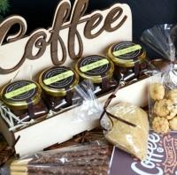 Фото Подарочный набор 4 вида Coffe