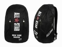 Рюкзак мужской All Star New York 17 Boston Черный
