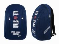Рюкзак мужской All Star New York 17 Boston Темно синий
