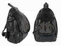 Рюкзак женский Kat Черный