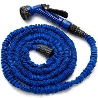 Шланг для полива X-hose 37.5 м синий