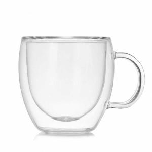 Чашка для кофе с двойным дном 380 мл
