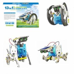 Конструктор робот Solar Robot 13 в 1