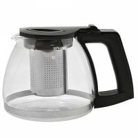 Чайник заварочный для чая стеклянный (1 л)