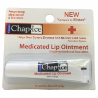 Бальзам лечебный OraLabs Chap Ice Lip Medicated Lip Ointment 6 г