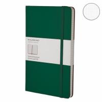 Блокнот Moleskine Classic средний Ячейка Зеленый