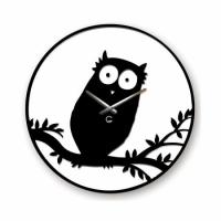 Детские настенные часы Owl