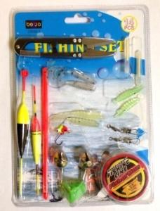 Набор рыбака - Fishing set
