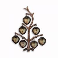 Фоторамка Фамильное дерево на 7 фото