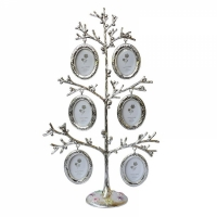 Фоторамка семейное дерево на 6 фотографий