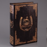 Книга сейф богатство и процветание 26 см