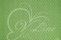 Коврик для ванной Бабочка зеленый 65х80 см