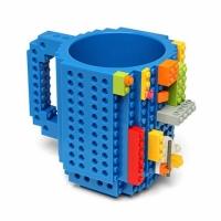 Фото Кружка Lego брендовая 350мл Blue