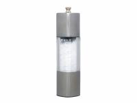 MC Мельница для соли из нержавеющей стали 18 см