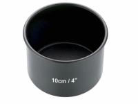 MC NS Форма для выпечки пирога круглая с антипригарным покрытием 10см