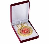 Фото Медаль deluxe С Юбилеем