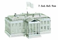 Металлический конструктор  Белый Дом