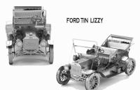 Металлический конструктор форд