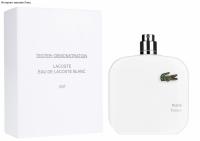 Мужской Парфюм Lacoste Eau De L.12.12 Blanc TESTER 100 ml