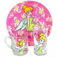 Набор детский Luminarc Disney Fairies Tinker Bell