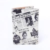 Обложка на паспорт Газета