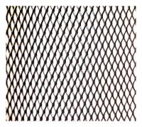 Сетка декоративная алюминиевая 7мм х10мм.