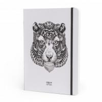 Скетчбук Тигр