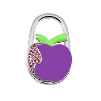Сумкодержатель  яблоко фиолетовое