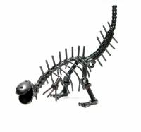 Техно арт динозавр металл 26Х16Х8 см
