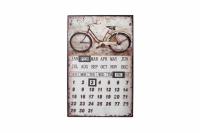 Вечный календарь Велосипед 40см