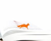 Закладка для книг Лиса