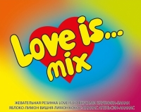 Жвачки Love is микс 25 шт