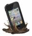 Абсолютно водонепроницаемый чехол LifeProof iPhone Case для iPhone 4, 4S Black