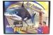 Летающие рыбки Air Swimmers  на управлении (акула; клоун)