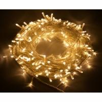 Фото1 Гирлянда светодиодная LED 200 Gold