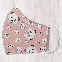 Маска защитная для лица Панда