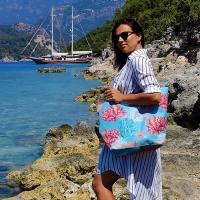 Пляжная сумка Малибу Каралы