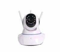 Беспроводная поворотная IP камера видеонаблюдения WiFi