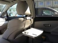 Фото Столик автомобильный универсальный раскладной