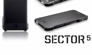 Чехол бампер Element Case Sector 5 First Edition для iPhone 5