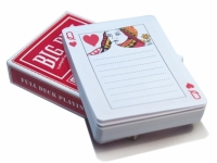 Блокнот Колода карт