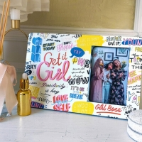 Фоторамка интерьерная для фото 10х15 см For girl