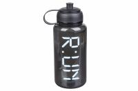 Спортивная бутылка R:UN 1 л (Черный)